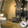 Reparto di tornitura, tradizionale e CNC