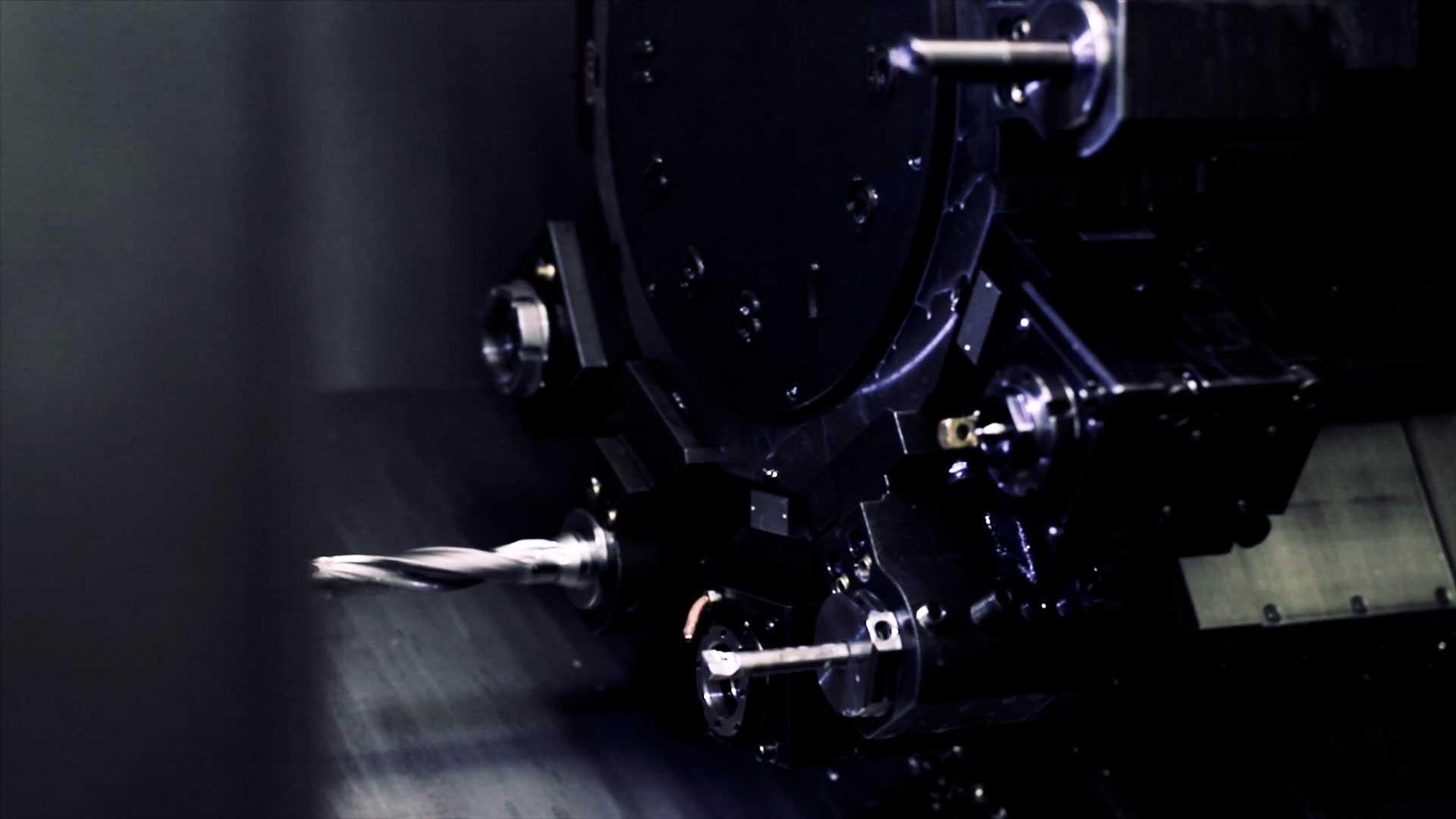 lavorazioni meccaniche di precisione OMS